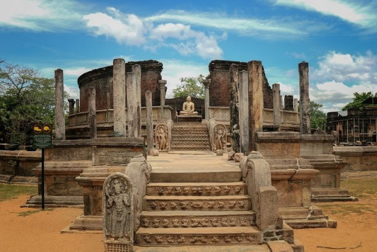 Visiter le Skri Lanka